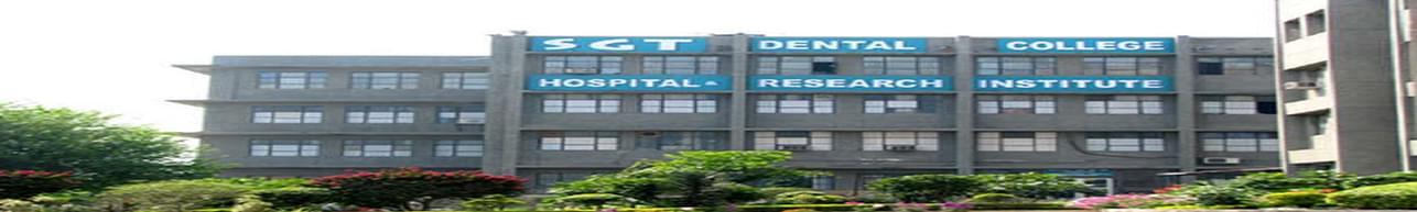 SGT Dental College Hospital & Research Institute, Gurgaon