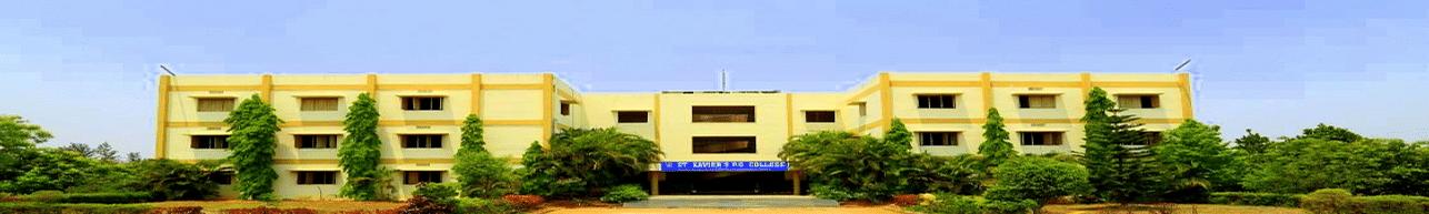 St. Xaviers PG College, Rangareddi