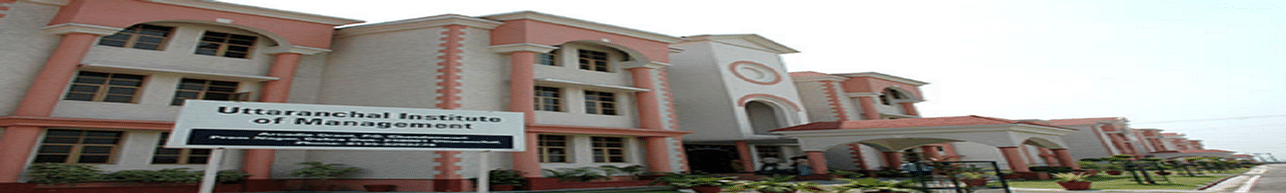 Uttaranchal Institute of  Management, Dehradun
