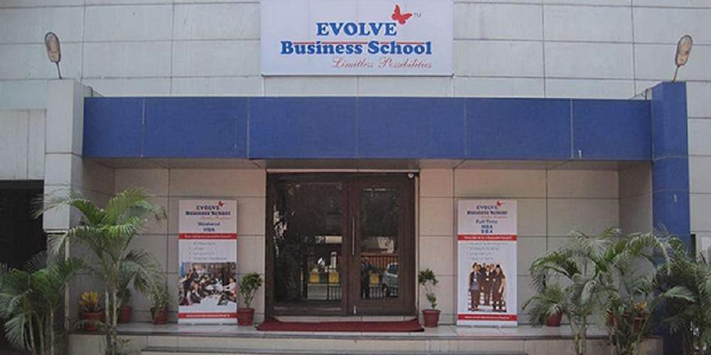 Evolve Business School - [EBS]