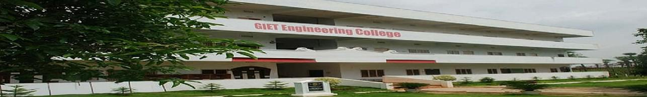 GIET Engineering College, Rajahmundhry