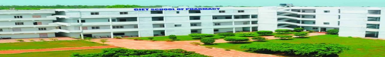 GIET School of Pharmacy, Rajahmundhry