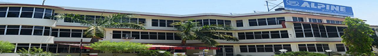 Alpine Institute of Management & Technology - [AIMT], Dehradun