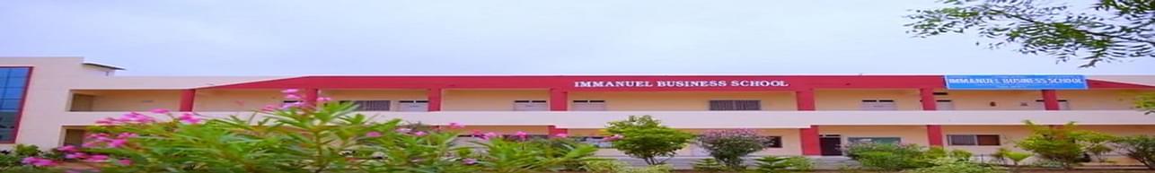 Immanuel Business School - [IMS], Nalgonda