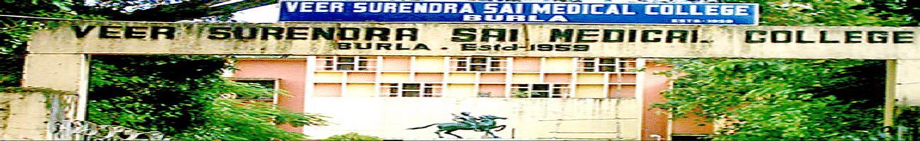 Veer Surendra Sai Institute of Medical Sciences and Research - [VIMSAR], Sambalpur