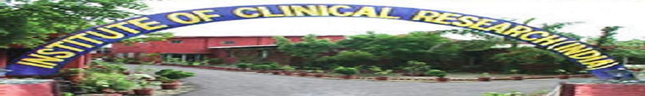 Institute of Clinical Research - [ICRI], Dehradun