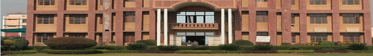 Meerut Institute of Technology - [MIT], Meerut