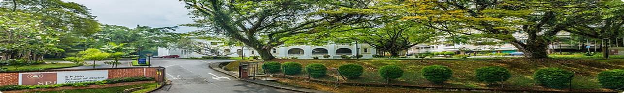 S. P. Jain School of Global Management -[SPJSGM], Mumbai