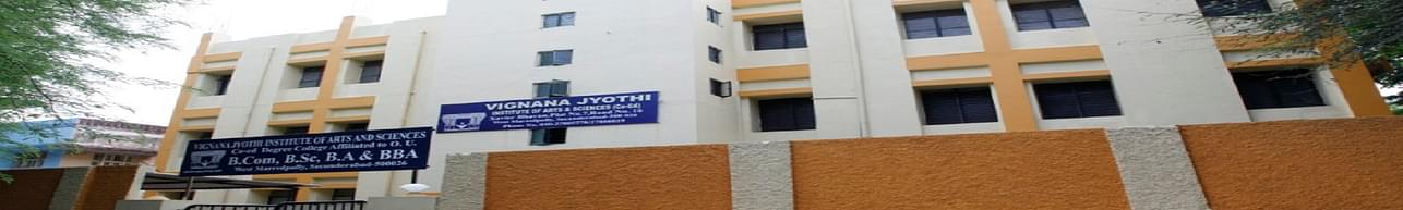 Vignana Jyothi Institute of Arts and Sciences (Co-Ed) - [VJIAS], Secunderabad