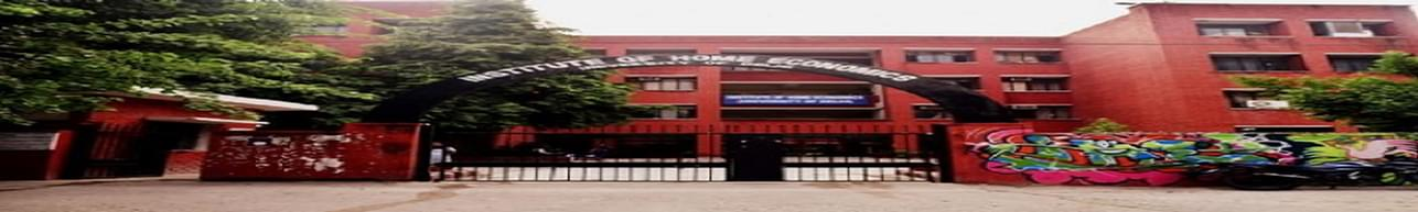 Institute of Home Economics, New Delhi