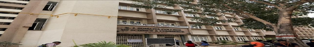 K J Somaiya College of Science and Commerce - [KJSSC], Mumbai - Course & Fees Details
