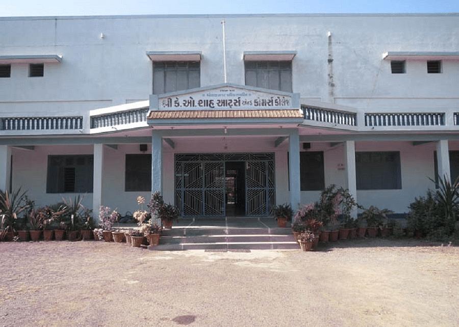 Shri K. O. Shah Municipal Arts & Commerce College
