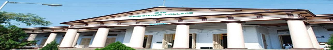 Krishnagar Government College, Nadia - Course & Fees Details