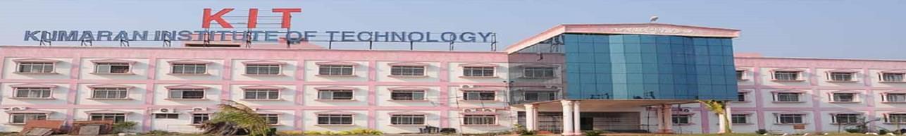 Kumaran Institute of Technology - [KIT], Chennai