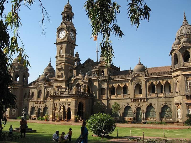 Usha Pravin Gandhi College of Management