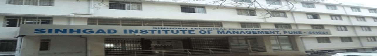 Sinhgad Management Institutes, Pune