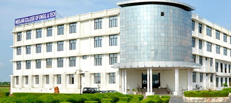 Neelam College of Engineering & Technology - [NCET]