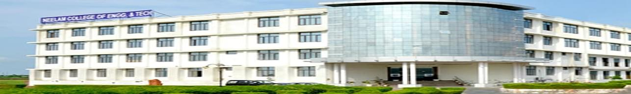 Neelam College of Engineering & Technology - [NCET], Agra