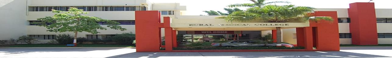 Rural Medical College, Kolhapur - Placement Details and Companies Visiting