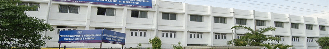 Foster Development'S Homoeopathic Medical College and Hospital, Aurangabad - Photos & Videos