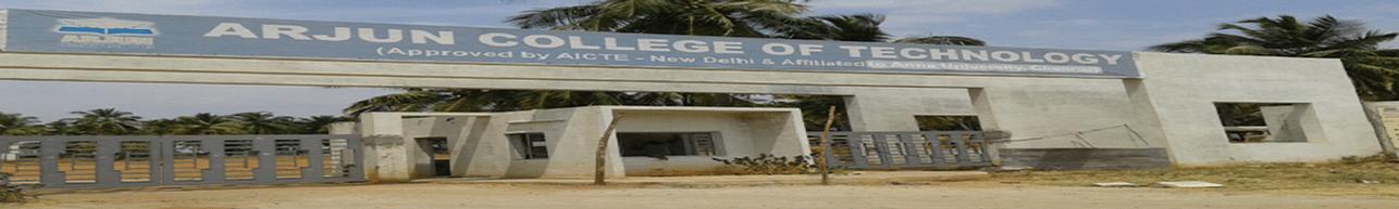 Arjun College of Technology, Coimbatore
