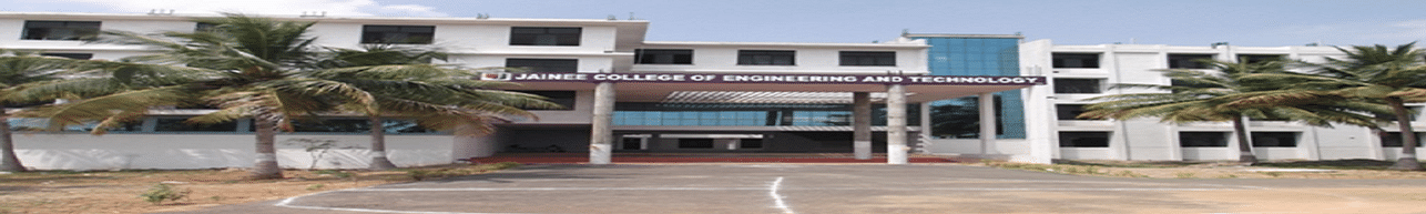 Jainee College of Engineering & Technology - [JCET], Dindigul