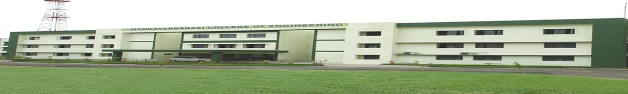 Mangayarkarasi College of Engineering - [MCE], Madurai