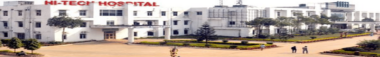 Hi-Tech Medical College and Hospital - [HMCH], Bhubaneswar - Admission Details 2019