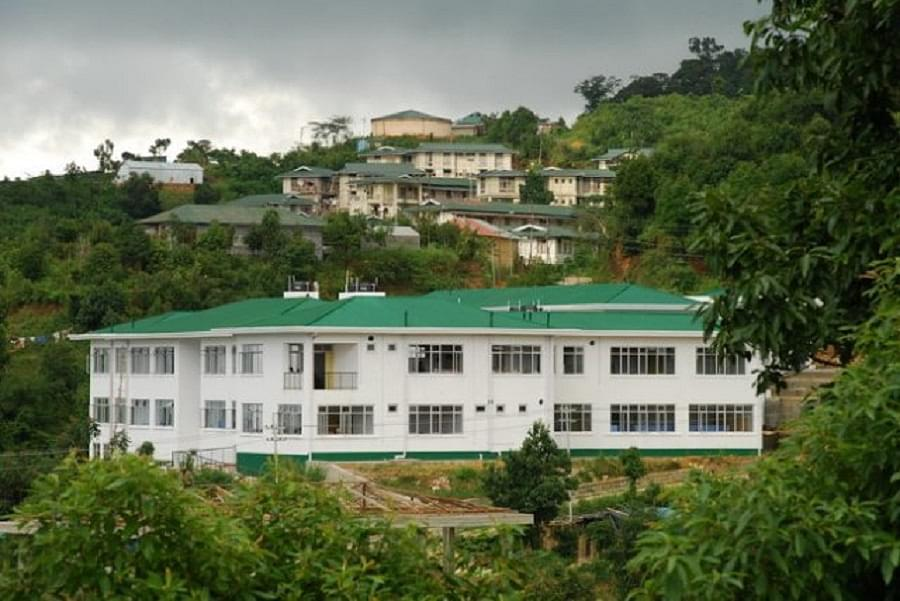Mizoram University, School of Engineering and Technology - [MZU SET]