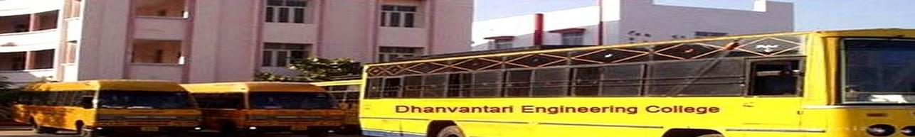 Dhanvantari College of Engineering, Nashik - Course & Fees Details