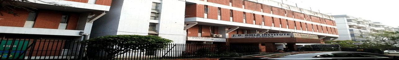 JD Birla Institute - [JDBI], Kolkata