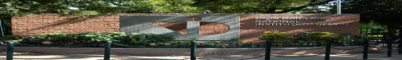 National Institute of Design - [NID], Ahmedabad - Course & Fees Details