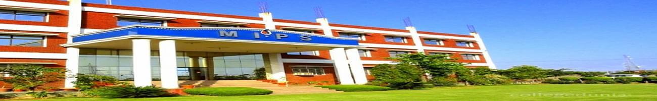 Milestone Institute of Professional Studies - [MIPS], Ghaziabad