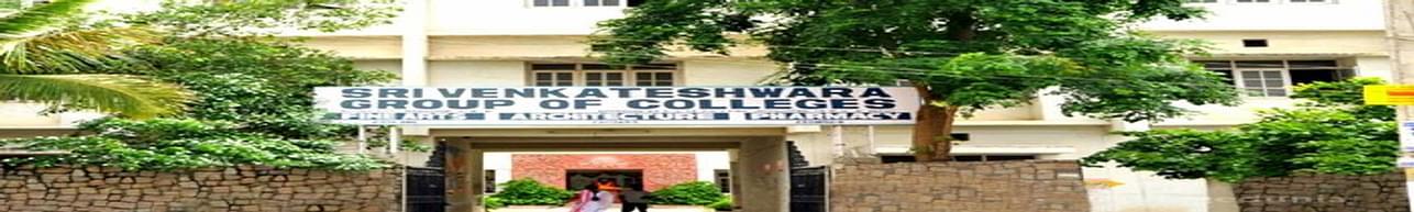 Sri Venkateshwara College of Fine Arts, Hyderabad
