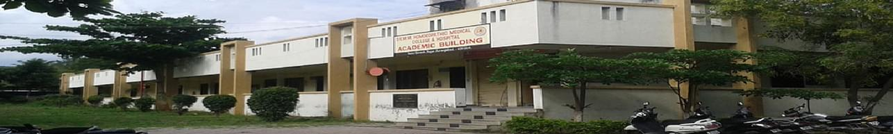 DKMM Homoeopathic Medical College & Hospital, Aurangabad