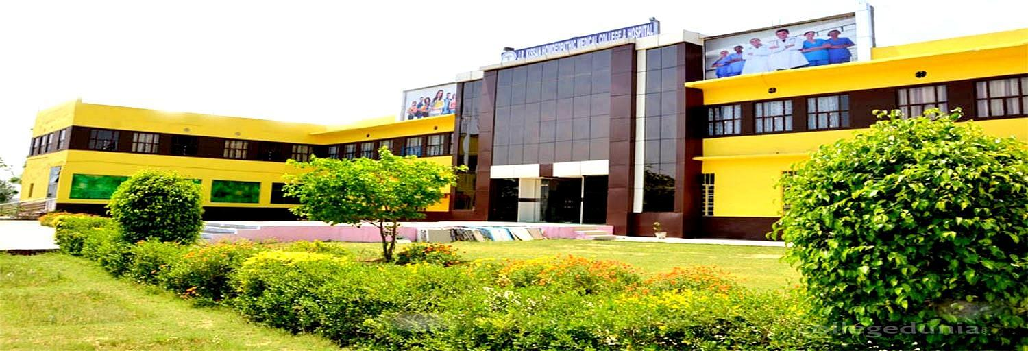 JR Kissan Homoeopathic Medical College and Hospital