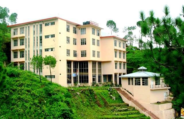 Solan Homoeopathic Medical College and Hospital - [SHMCH]