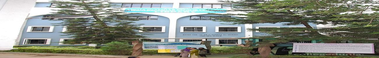 Abeda Inamdar Senior College, Pune