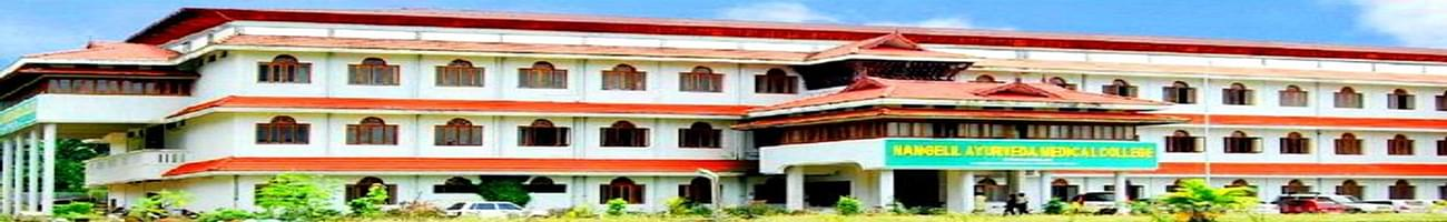 Nangelil Ayurveda Medical College, Ernakulam