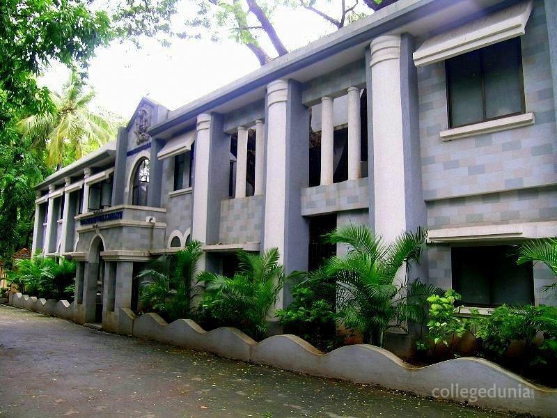 Bombay Veterinary College - [BVC]