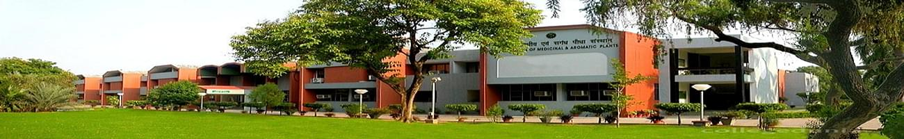 Central Institute of Medicinal and Aromatic Plants - [CIMAP], Lucknow