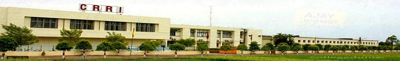Central Rice Research Institute, Cuttack