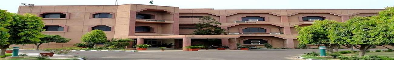 Chaudhary Charan Singh National Institute of Agricultural Marketing - [NIAM], Jaipur