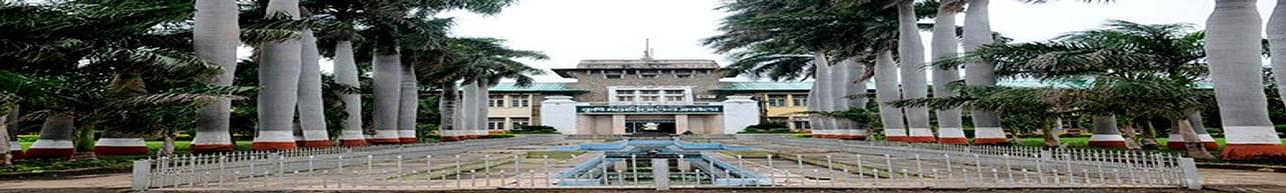 College of Agriculture, Akola - Course & Fees Details