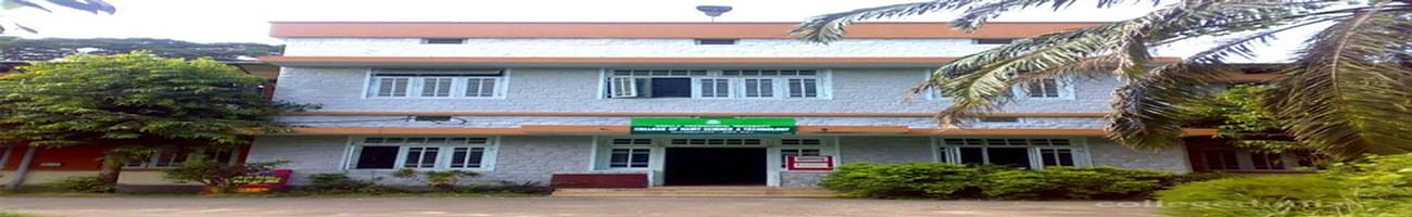 KVASU, College of Dairy Science and Technology Mannuthy - [CDST], Thrissur