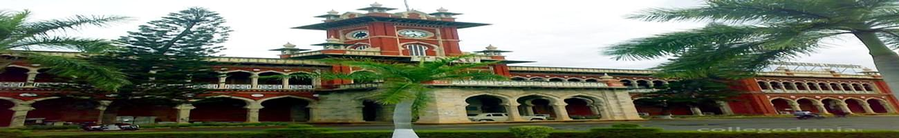 Forest College and Research Institute - [FCRI], Mettupalayam