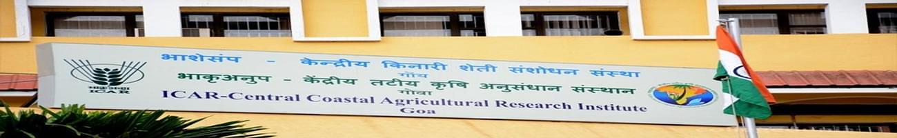 ICAR-Central Coastal Agricultural Research Institute -  [CCARI], North Goa
