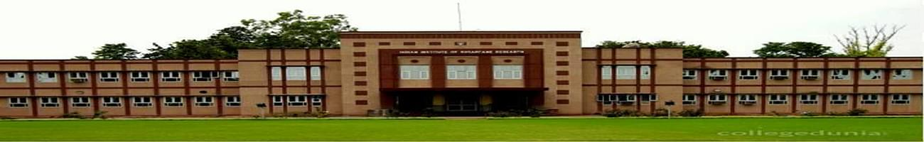 Indian Institute of Sugarcane Research - [IISR], Lucknow