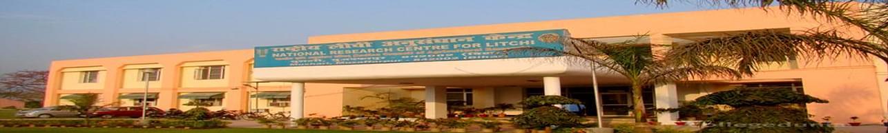 National Research Centre for Litchi - [NRCL], Muzaffarpur - Course & Fees Details