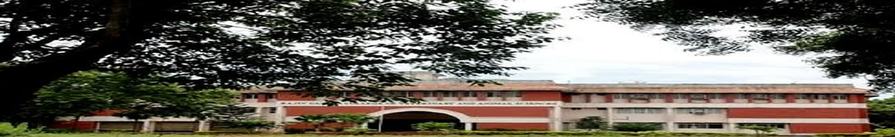 Rajiv Gandhi College of Veterinary & Animal Sciences - [RAGACOVAS], Pondicherry
